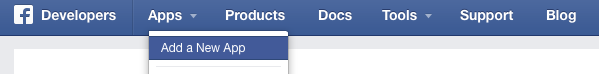 Facebook R create App